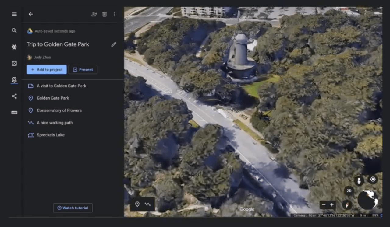 Google Earth Pro - for public safety agencies